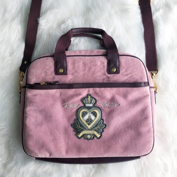 Juicy Couture Handbags - Juicy Couture • Laptop Case/Bag